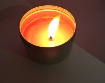 It's Lit natural soy candle- summer breeze