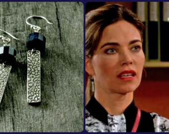 As seen on TV - The Young and the Restless – Victoria Earrings