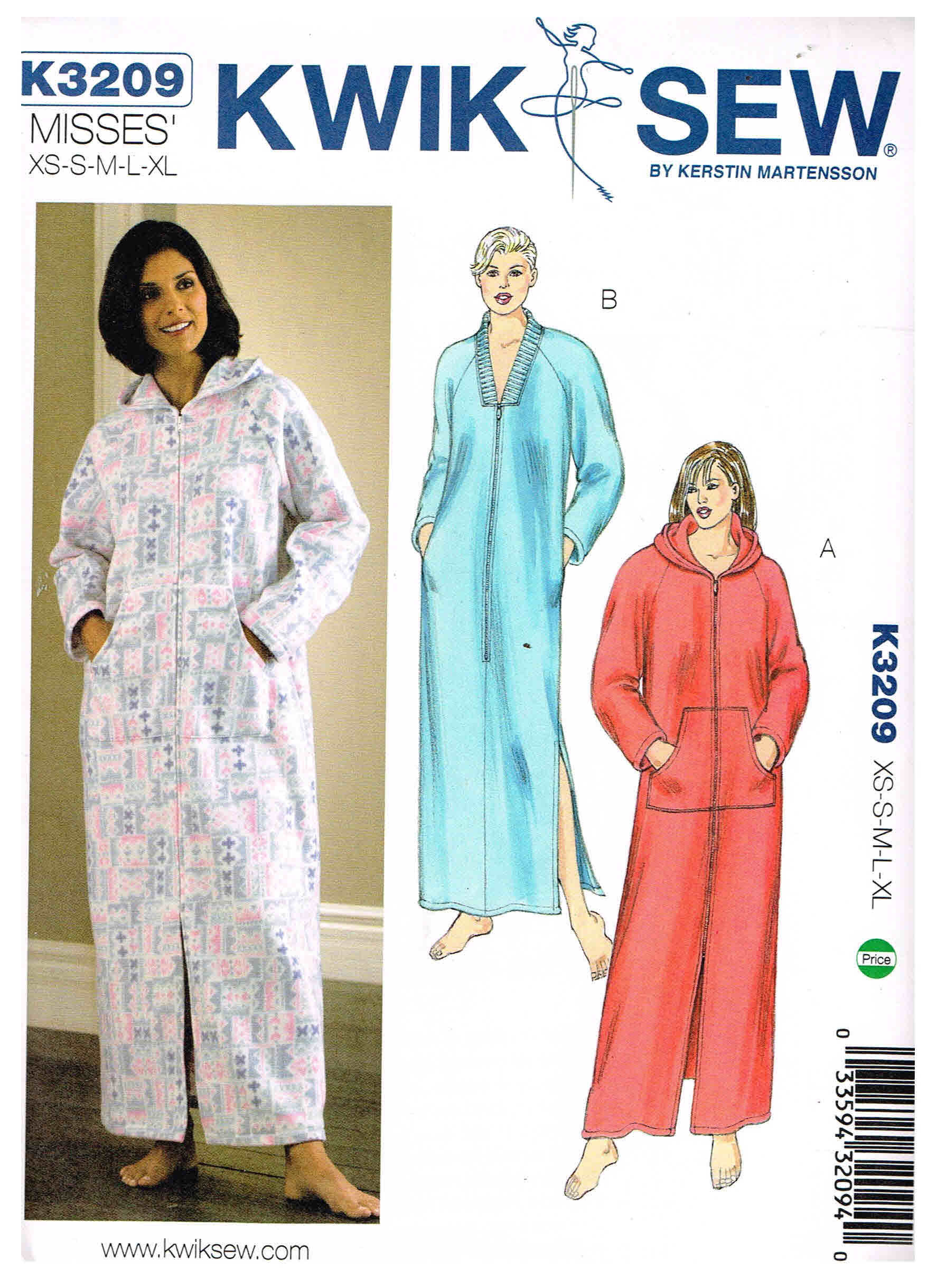 Robe Sewing Pattern Awesome Inspiration Ideas