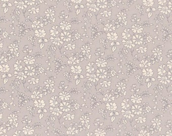 Liberty of London Tana Lawn Capel in Gray -- 1/4 Yard