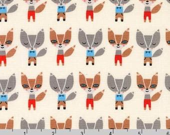 Suzy's Minis - Fox Natural by Suzy Ultman from Robert Kaufman