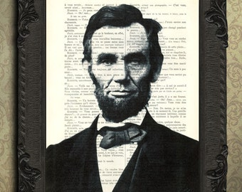 abraham lincoln, abraham lincoln art, president abraham lincoln print