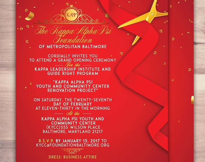 Grand Opening Invitation, Open House, Ribbon Cutting, Grand Opening, Grand Opening Party, Grand Opening celebration, Printable file