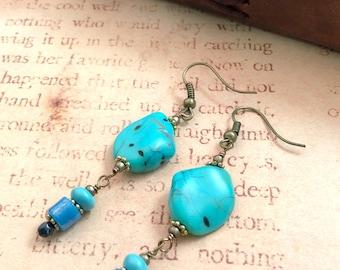 Mermaid's Treasure - Earrings