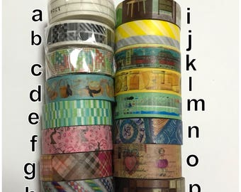 MT Masking Tape Limited Edition