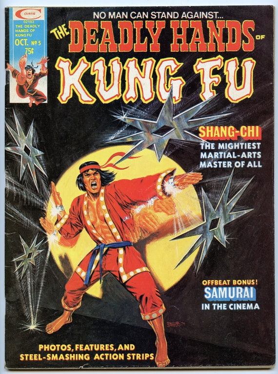 Deadly Hands of Kung Fu 5 Oct 1974 FI- (5.5)