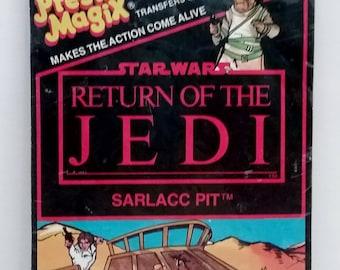 Star Wars Return of the Jedi Presto Magix