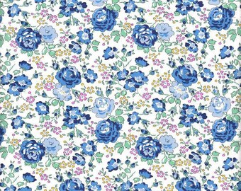 Liberty Fabric, Felicite C,  tana lawn fabric, available by the metre, half metre and fat quarter