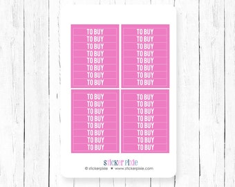 Header Planner Stickers Raspberry m/d/n mdn for use with Erin Condren Vertical