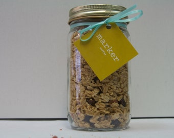 Maple and Olive Oil Granola