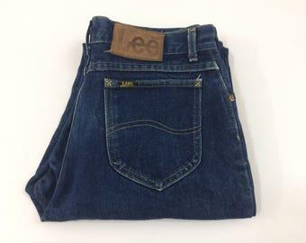 Vintage Lee Jeans - Lee Riders Denim Jeans - Size 12 Med