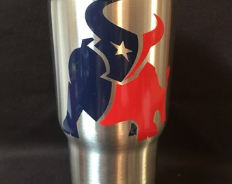 Customized Stainless Steel Mug - 30 Ounce