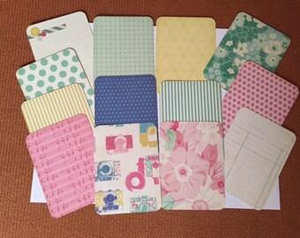 Journaling Cards (Free 6x4)