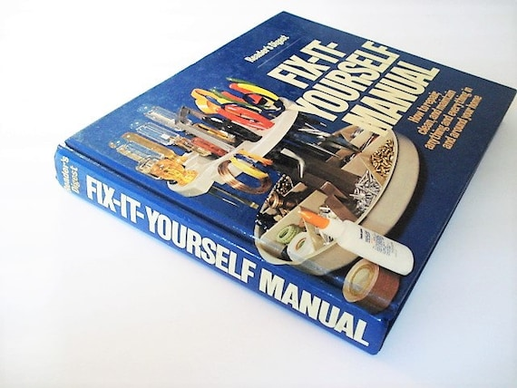 Do it yourself manual home manualhome repair book jewelry solutioingenieria Gallery