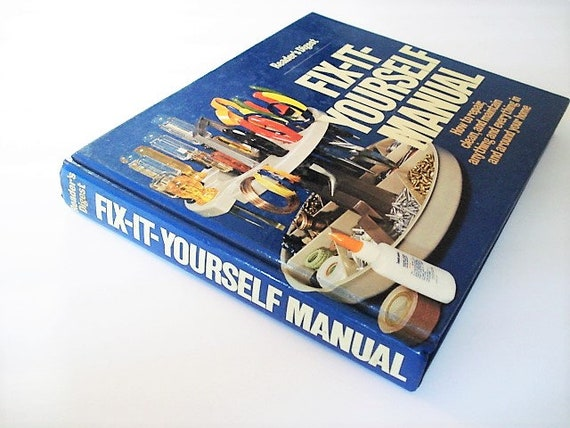 Do it yourself manual home manualhome repair book jewelry solutioingenieria Images