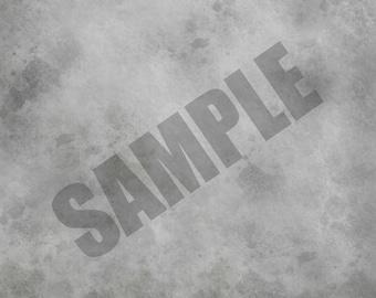 Grey Parchment Single Sheet Digital Scrapbook Paper