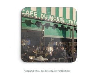 Cafe du Monde Coasters