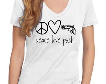 Peace Love Pack