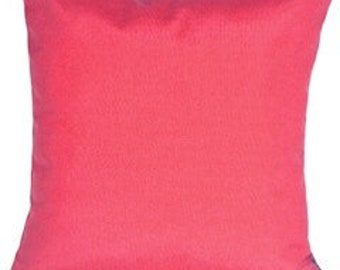 Bright Pink Pillow Form