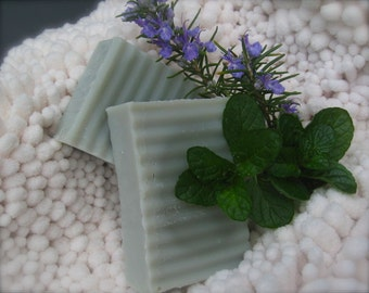 Rosemary Mint Refresh Bar Soap