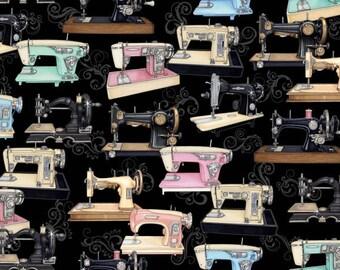 Retro - Sewing Machines / Thimble Pleasure
