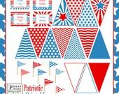Patriotic Party Printable...