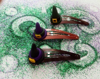 """""""Witch Hat"""" clasps/witch Hat"""