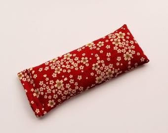 Cotton Yoga/Meditation Eye Pillow Savasana Aid Christmas Gift for Yogis- Japanese Fabric 1 Available