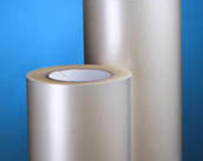 "8""x 150ft Clear Transfer Tape / Medium Tack"