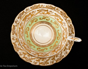 Royal Stafford Bone China Teacup and Saucer