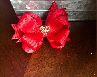 Romantic on Red