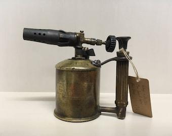 Vintage Max Sievert Blow Lamp/Blowtorch, Model APH