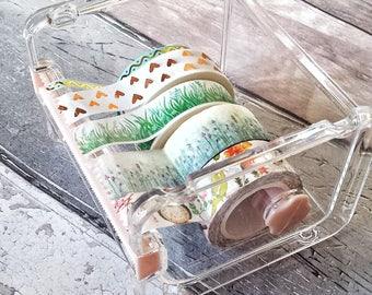 Washi Tape Dispenser// Washi Tape Holder