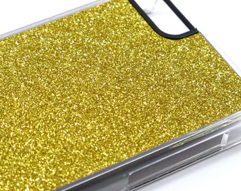 Sparkly Sparkle Real Glitter iPhone Case iPhone X, 8, 8 Plus, 7, 7 Plus, 6/6s, 6/6s Plus, 5c, SE, 5/5s, 4/4S - Made to Order