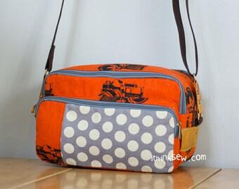 Eureka Camera Bag PDF Sewing Pattern (#895)