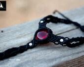 Macrame Slave bracelet, G...
