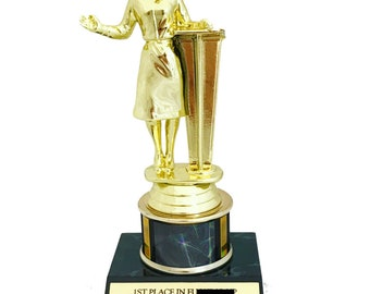 1st Place in F*cking Up Established Heteropatriarchal Power Structures Feminist Trophy Award