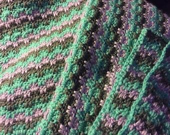 Jumping Stripes Blanket
