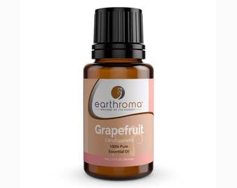 Grapefruit Essential Oil | 5 mL | 15 mL | 30 mL | 100% Pure Therapeutic Grade