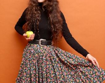 The Painters Garden Storybook Skirt