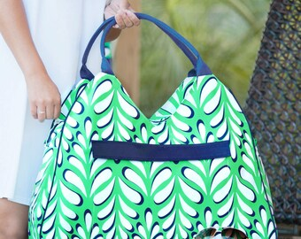 Monogram Beach Bags and Beach Towel SALE! price includes monogram and both pieces