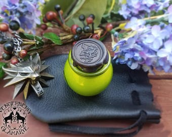 Yennefer of Vengerberg's Lilac & Gooseberry Glamarye, Yennefer Perfume, Lilac and Gooseberry Perfume, Yennefer, The Witcher, Wiedźmin, Gift