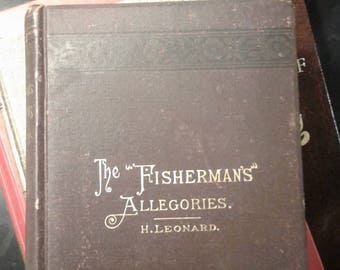 The Fisherman's Allegories by H. Leonard