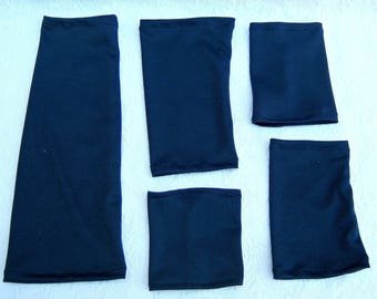 Navy Blue Tattoo Covers Unisex Arm Covers, Light Weight  Arm Sleeve, Tattoo Cover ups,  Sun Protector Sleeves, Arm Sleeves, Scar Covers