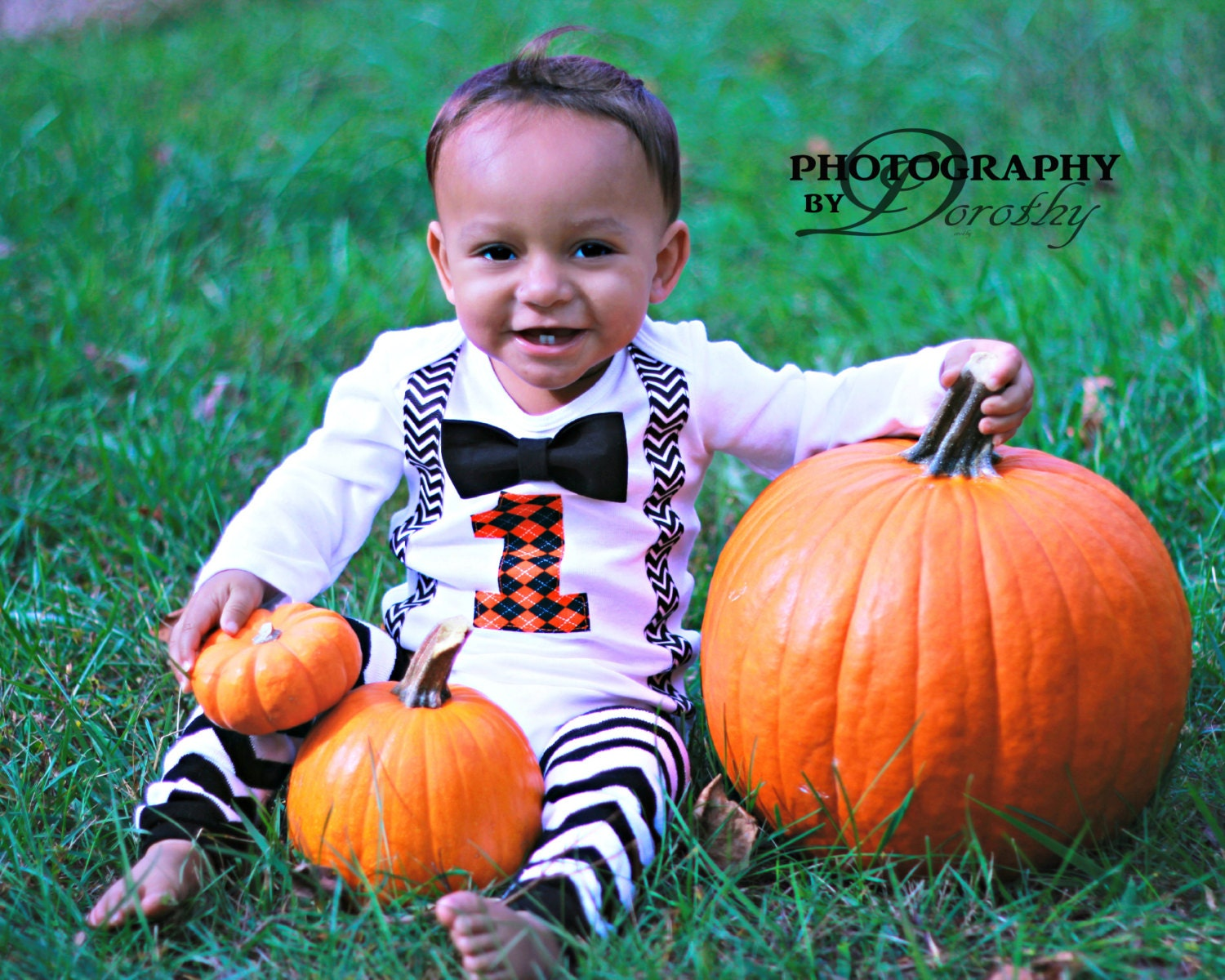 Boys First Birthday Outfit Fall First Birthday Halloween
