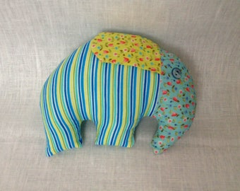 Colorful Elephant, Stuffed Animal