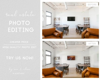 Real Estate Photo Retouch, Real Estate Photo Editing Service, Interior Photo Retouching, Real Estate Photography