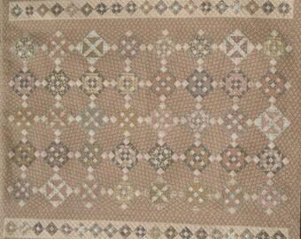 SALE!! Gentle Grace Quilt Pattern by Shopgirl Quilts