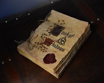 Book of Shadows Almanack - Charmed 50 Spells
