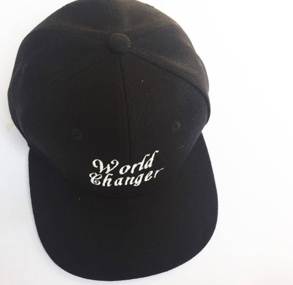 WORLD CHANGER Snapback